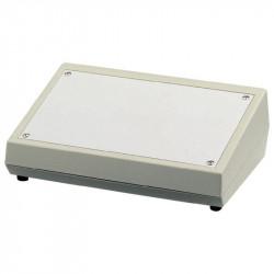 Retex coffret abox pupitre coffre boite plastique batterie 195x120mm hara1