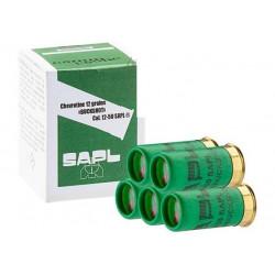 5 balas posta calibre 12 50 cartucho 12 bolas para gc27 gv27l self defender defensas personales blisters
