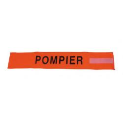 Armband orange fluorescent firefighter armband velcro armband