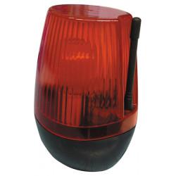 220v 15w wasserdichte blinkendes rotes licht signalisiert leichte automatisierung ae / rot lf 220