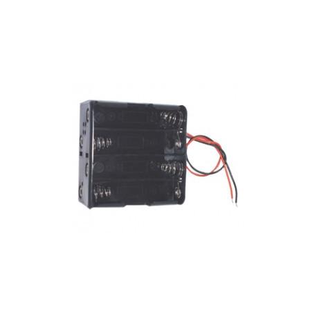 3 Koppler 8 r6 batterien über einem quadratischen