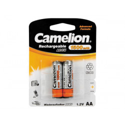 2 batterie ricaricabili 1.2v 1500ma aa am3 lr6 e91 mn1500 815 4006 hr6c nickel cd nr6c
