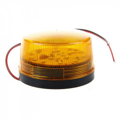 LED amber orange flashing traffic light LED strobe light 12v SL-79