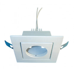 Light low voltage light support, 12v, adjustable, square low voltage light low voltage system low voltage supply lighting flush