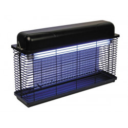 Electric insect killer 2 x 15w outdoor use