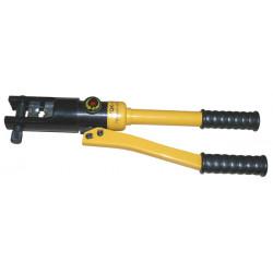 Pince de sertissage hydraulique pour cosses a sertir de 10 à 120mm2 yqk-120