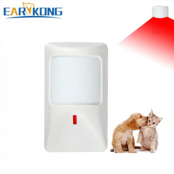 Infrarotmelder besonders fur haustiere 15kg 12vdc 1 nc kontakt infrarotdetektor infrarotdetektor