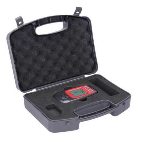 Tragbarer Gasdetektor-Analysator WT8822 H2S-Leckmonitor mit Ton- und Lichtalarm