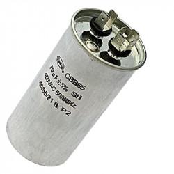 Condensateur Demarrage CBB65 60UF moteur Compresseur Climatiseur 450v refrigerateur lave-linge ventilateur