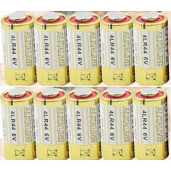 10 battery 6V 4LR44 476a PX28A A544 petsafe anti barking v34px 7:34 4nz13 v4034px 4G13 4034px px28ab