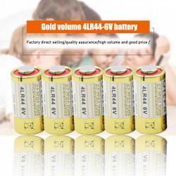 5 PCS 6V 4LR44 battery 476a PX28A A544 petsafe anti barking v34px 7:34 4nz13 v4034px 4G13 4034px px28ab