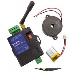 GA01P GSM Smart Remote Power Failure Alert wireless Alarm SMS & Calling