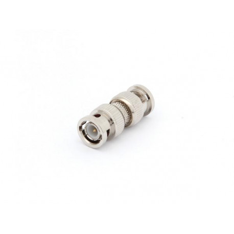 Adapter male bnc to double male bnc double male bnc converter male bnc male bnc