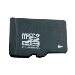 Carte micro sd tf 4go classe 4 grande vitesse card 4gb pour lunette espion video