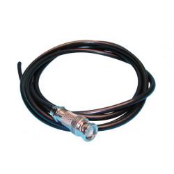 Schnur 50 ohm bnc stecker kabel ohne stecker 1m schnur sicherheitstechnik schnur