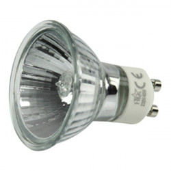 1 lampade halo e safe mr16 gu10 40w