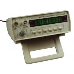 Contador de frecuencia de alta resolución 2.4ghz