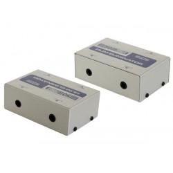 Réducteur de bruit passif 2 canaux vdsm03 diminue le ronflement carte son etc