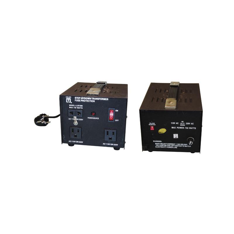 ESTABILIZADOR DE CORRIENTE  MAX 3000W SALIDA 220V Y 110V CONVIERTE 220V EN 110V