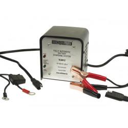 Cargador completamente automático para baterías de plomo ácido 6v 1.25a