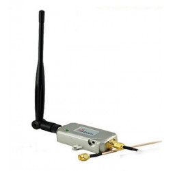 2w wifi wireless 2 broadband lan signal booster amplifier repeater extend range signal
