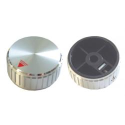 Habt2003 aluminium knopf für 6mm welle ø 38 mm
