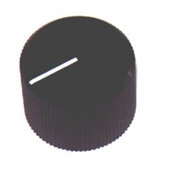 Kunststoff-drehknopf für 6mm welle habt344220 ø 20 mm