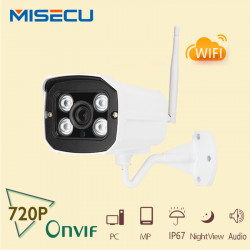 Wifi ir waterproof ip camera cmos dome video
