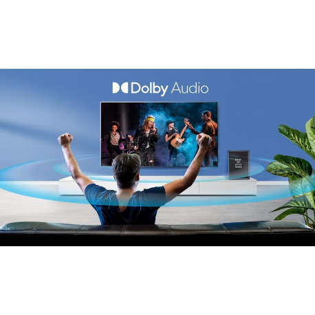HISENSE 40A5600F - Televisor LED de 40 '' (101 cm) - Full HD - Smart TV - Diseño delgado - 2 X HDMI