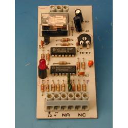 Module electronique temporisation anti fausse alarme 12vcc c341 modules temporisation alarmes