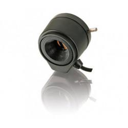 Óptica cctv tele con iris automático 16mm f1.4