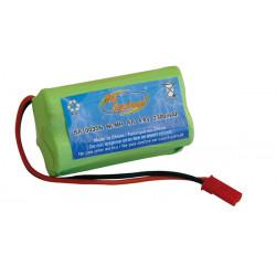 Pack batteries accu modelisme 4.8v 2300mah sa10035n 2.3a alc48230 pile rechargeable accumulateur