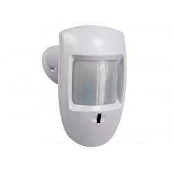 Capteur detecteur volumetrique infrarouge pir sans fil ham06ws/det de centrale alarme radio ham06ws