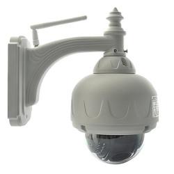 Camera ip wifi compatible iphone blackberry dome extérieur étanche motorisée pilotable vidéo
