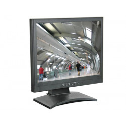 Monitor tft a colori 19 ingressi vga e schermo video monitor piatto monsca6