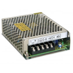 Switching power supply 40w 12vdc closed frame