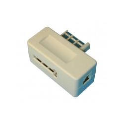 Plug us modular telephone plug, 8 contacts modular telephone plugs plug us modular telephone plug, 8 contacts modular telephone