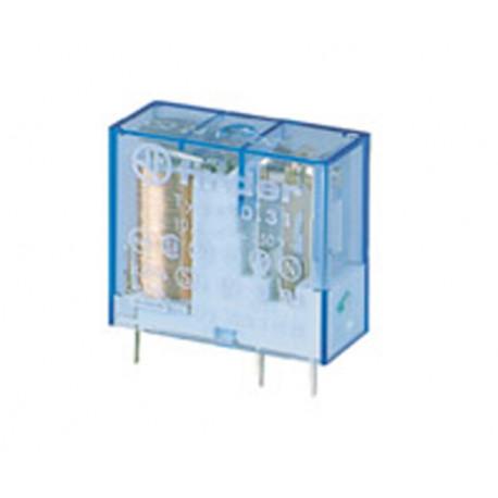 Finder relay 6vdc 16a serie 40 (5mm) 6v rlf4061 9006