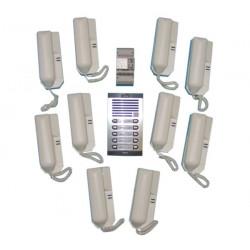 Portico fonico 10bp completo (añadir un cable)