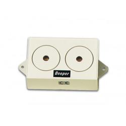 Electronic piezo siren 105 db 6v to 15vdc 85ma 9v 12v oscillator sopeb100