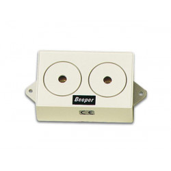 Elektronische piezo-sirene 105 db 6v bis 15v 85ma 9v 12v oszillator sopeb100