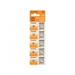 Watch battery 1.55v 24mah sr66 (5pcs bl) watch battery 1.55v 24mah sr66 (5pcs bl)