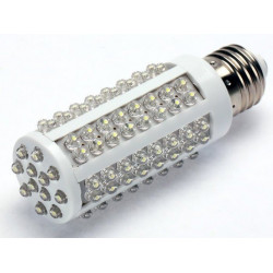 7w bombilla led e27 luz blanca fría 108 450 220v 230v iluminación lámpara luz ahorro de energía