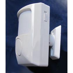 Alarme infrarouge autonome sans fil sirène puissante détection ir